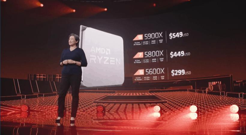 AMD Ryzen 5000 versões e preços